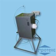 Прибор для определения удельной поверхности пыли, вместе с прибором для испытания фильтроэлементов (воздухоочистителей) по ГОСТ 8002-74 (типа ПСХ)